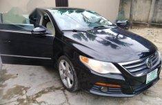 Volkswagen Passat Cc 2012 Black for sale