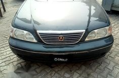 Acura RL 1997 Black for sale