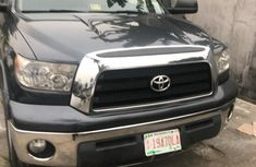 Toyota Tundra 2008 Grey for sale