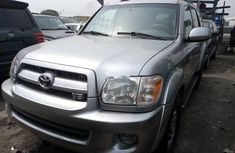 Toyota Sequoia 2006 Silver for sale