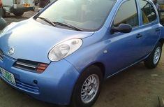 Nissan Micra 2004 Blue for sale