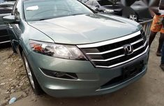 Honda Accord Crosstour 2012 Gray for sale