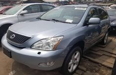 Lexus RX 2008 Blue for sale