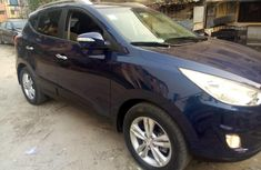 2013 Hyundai ix35 Blue for sale