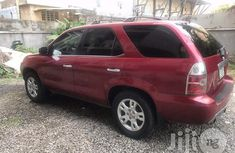 Acura MDX 2005 Red For Sale