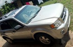 Ford Escape V6 2010 Silver for sale