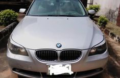 BMW 525 2006 Silver for sale