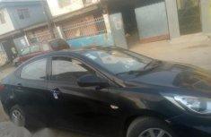 Hyundai Accent 2013 Black for sale