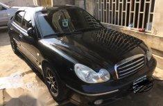 Hyundai Sonata GVS 2003 Upgraded To 2009 Black