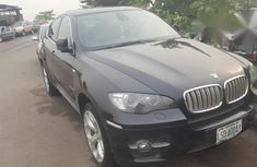 BMW X6 2010 xDrive35i Black