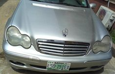 Mercedes-Benz 200 2003 Silver for sale