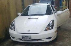 Toyota Celica 2005 White for sale