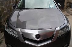 Clean Used Acura TL 2009 Gray for sale