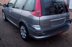 Peugeot 206 2004 SW Gray for sale