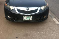 Acura TSX 2011 Black for sale