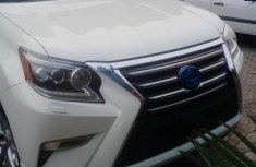 Lexus GX460 2014 White for sale