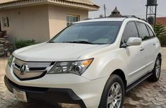 Tokunbo Acura Mdx 2008 White for sale