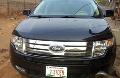 Ford Edge SEL 2007 Purple for sale