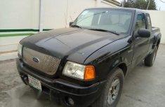 Ford Ranger 2004 Black for sale