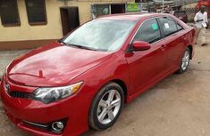 New Toyota Camry 2014 Red for sale