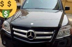 Mercedes-Benz GLK350 2011 Black for sale