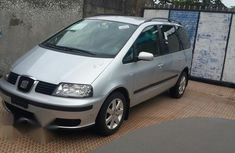 Clean Seat Alhambra 2005 Silver for sale
