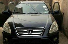 Tokunbo Honda CRV 2006 for sale
