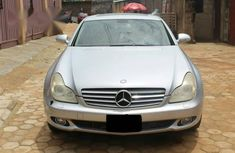 Mercedes Benz Cls 500 AMG 2008 Silver for sale