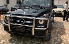 Tokunbo Mercedes Benz Gwagon G63 2016 Black