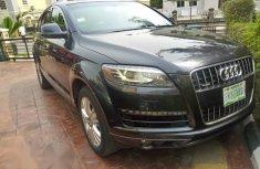 Audi Q7 2011 Black for sale