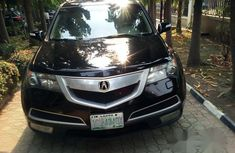 Clean Used Acura MDX 2011 Black For Sale