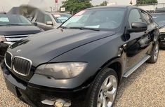 BMW X6 2008 Black