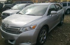 Tokunbo Toyota Venza 2010 Silver for sale