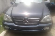 Mercedes Benz ML 500 2005 Gray for sale