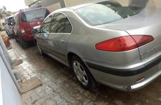 Peugeot 607 2000 Silver for sale