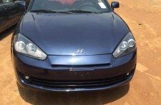 Hyundai Tiburon 2008 Blue for sale