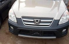 Neat Canada Used Honda CR-V 2006 Gold for sale