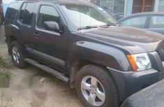 Nissan Xterra SE 4x4 2006 Gray for sale