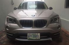 BMW X1 2012 Silver for sale