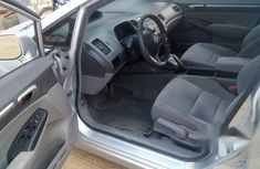 Clean Honda Civic 2010 Silver for sale