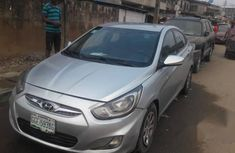 Hyundai Accent 2011 Silver for sale