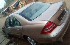 Mercedes-Benz C200 2003 Gold for sale