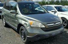 Tokunbo Honda CRV 2007 Green for sale