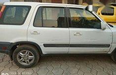 Honda CR-V 1999 White for sale