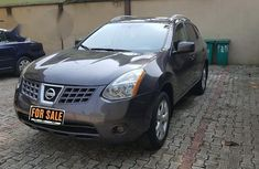 Nissan Rogue 2008 Brown for sale
