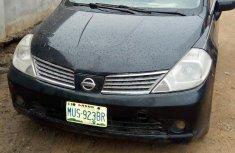 Nissan Tiida 2007 Black for sale