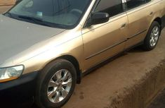 Honda Accord 1999 Gold for sale