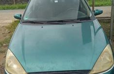 Used Ford Focus 2001 Green for sale