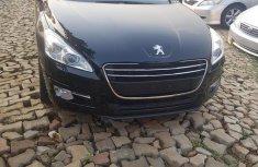 Peugeot 508 2012 Black for sale