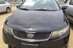 Kia Cerato 2005 Black for sale